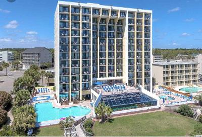 Myrtle Beach Condo/Townhouse For Sale: 1905 S Ocean Blvd #1208