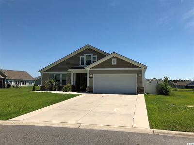 Little River Single Family Home For Sale: 419 Mattamushkeet Dr