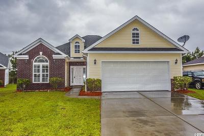 Little River Single Family Home For Sale: 112 Carolina Pointe Way