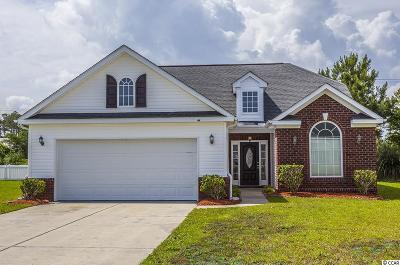 Little River Single Family Home For Sale: 114 Carolina Pointe Way