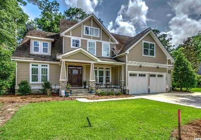 Pawleys Island Single Family Home Active-Pend. Cntgt. On Financi: 57 Olde Canal Loop