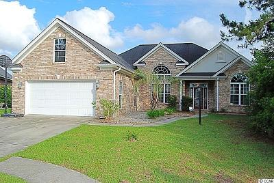 Myrtle Beach Single Family Home For Sale: 512 Quincy Hall Dr.