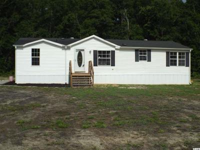 Galivants Ferry SC Single Family Home Active-Pend. Cntgt. On Financi: $91,900