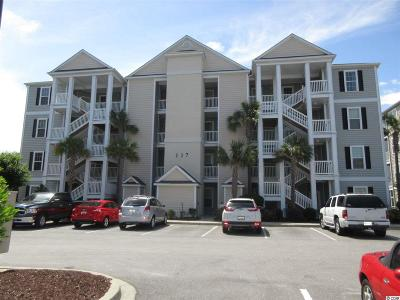 Myrtle Beach Condo/Townhouse For Sale: 117 Ella Kinley Circle #101