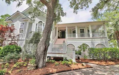Pawleys Island Single Family Home Active-Pending Sale - Cash Ter: 85 Logan Court