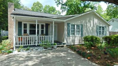 Georgetown SC Single Family Home Active-Pend. Cntgt. On Financi: $120,000