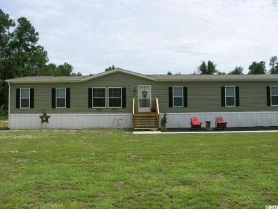Galivants Ferry SC Single Family Home For Sale: $158,900