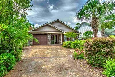 Myrtle Beach SC Single Family Home For Sale: $265,000