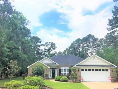 Georgetown Single Family Home For Sale: 2267 Wedgefield Road