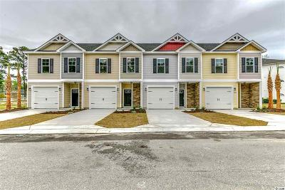 Myrtle Beach SC Condo/Townhouse For Sale: $176,000