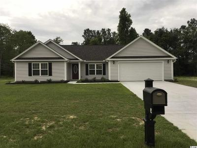 Georgetown Single Family Home For Sale: 34 Oak Landing Trail