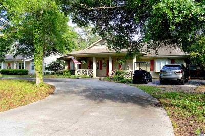 Single Family Home For Sale: 1106 Springland Lane