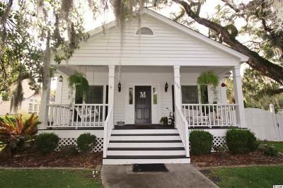 Pawleys Island Single Family Home For Sale: 129 Berry Tree Ln