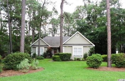 Pawleys Island Single Family Home For Sale: 1176 Heritage Dr.