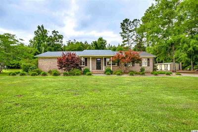 Conway Single Family Home For Sale: 340 Four Mile Rd.