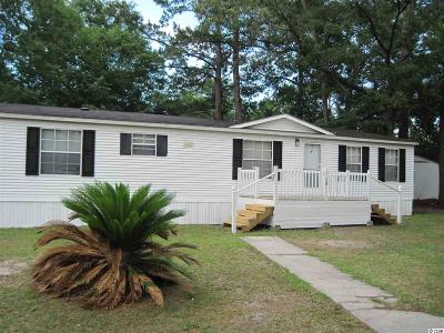 Murrells Inlet Single Family Home For Sale: 15 Seaway Lane