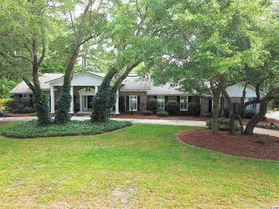 Pawleys Island Single Family Home For Sale: 576 Linden Circle