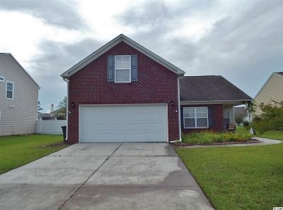 Myrtle Beach Single Family Home For Sale: 540 Fort Moultrie Ct