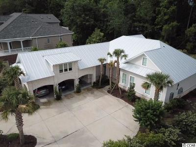 North Myrtle Beach SC Single Family Home Sold: $479,000