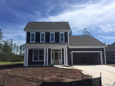 Myrtle Beach Single Family Home Active-Pend. Cntgt. On Financi: 5020 Sandlewood Dr
