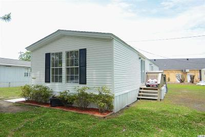 Myrtle Beach SC Single Family Home For Sale: $49,000