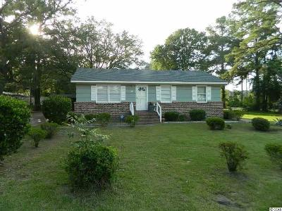 Georgetown Single Family Home For Sale: 417 Reservoir
