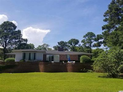 Myrtle Beach Single Family Home Active-Pend. Contingent Contra: 304 Ocean View Drive