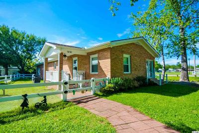 Surfside Beach Single Family Home Active-Hold-Don't Show: 1821 Egret Dr.