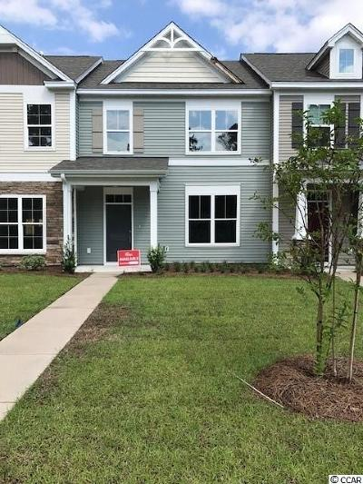 Little River Condo/Townhouse For Sale: 420 Papyrus Circle #115
