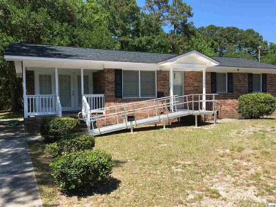 Pawleys Island Single Family Home Active-Pend. Cntgt. On Financi: 894 Martin Luther King Rd