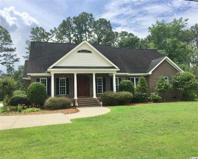 Conway Single Family Home For Sale: 129 Citadel Drive
