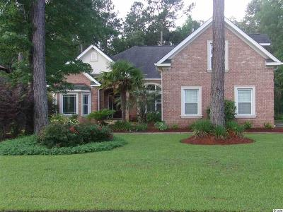 Myrtle Beach Single Family Home For Sale: 2536 Ellerbe Circle