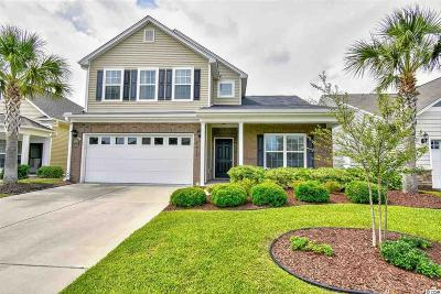 North Myrtle Beach Single Family Home For Sale: 5110 Weatherwood Dr