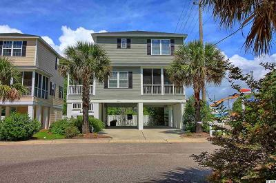Surfside Beach Single Family Home Active-Pend. Cntgt. On Financi: 1010 Sabal Palm Way
