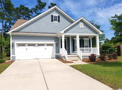 Murrells Inlet Single Family Home Active-Pend. Cntgt. On Financi: 263 Simplicity Drive