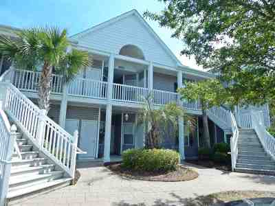 Myrtle Beach SC Condo/Townhouse Sold: $119,500