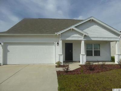 Georgetown County, Horry County Single Family Home Active-Pend. Cntgt. On Financi: 472 Mattamushkeet Dr.
