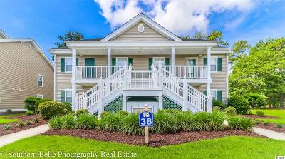 Pawleys Island Condo/Townhouse Active-Pend. Cntgt. On Financi: 1015 Blue Stem Drive #38A