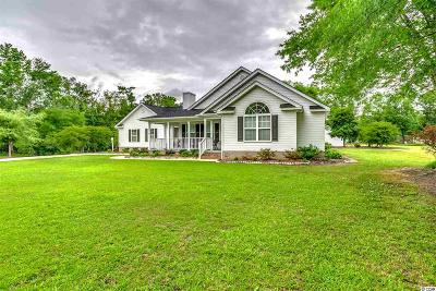 Conway Single Family Home For Sale: 1059 Four Mile Rd.