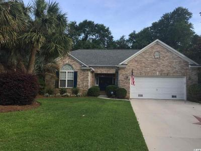 Pawleys Island Single Family Home Active-Pend. Cntgt. On Financi: 51 Prentice Ct