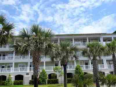 Pawleys Island Condo/Townhouse For Sale: 14300 Ocean Highway #109