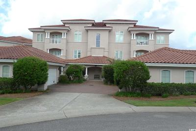 Myrtle Beach SC Condo/Townhouse For Sale: $469,000