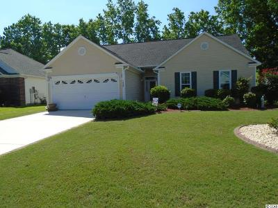 Murrells Inlet Single Family Home For Sale: 1452 Sedgefield Dr