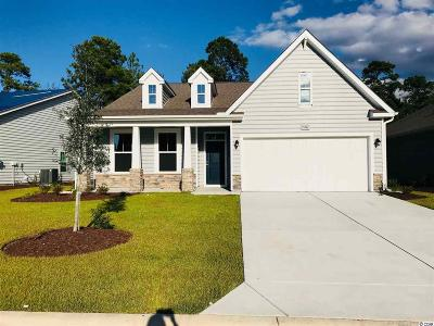 Myrtle Beach Single Family Home For Sale: 5717 Cottonseed Court