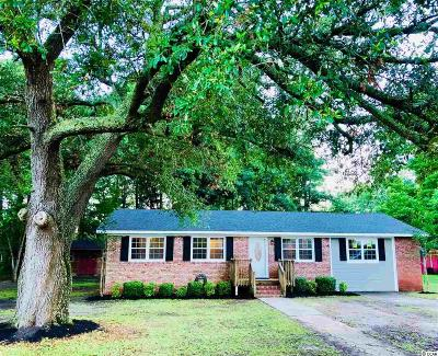 Loris SC Single Family Home For Sale: $139,900