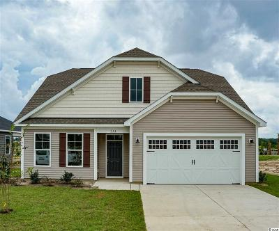 Little River Single Family Home For Sale: 204 Switchgrass Loop