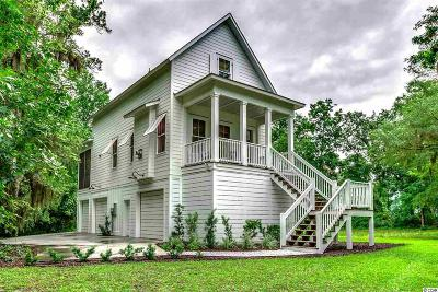 Pawleys Island Single Family Home For Sale: 67 Rybolt Road