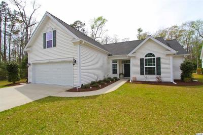 Murrells Inlet Single Family Home For Sale: 1013 Flat Rock Court