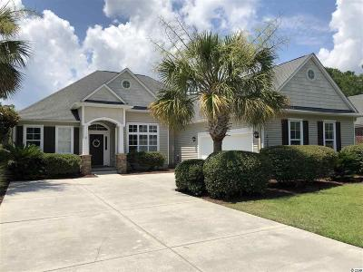 Pawleys Island Single Family Home For Sale: 296 Camden Circle