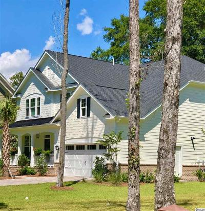 Pawleys Island Single Family Home For Sale: 70 Spreading Oak